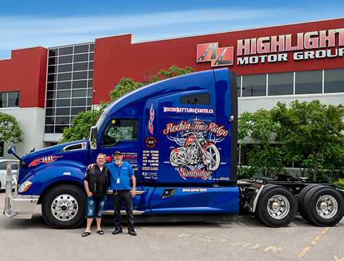 Trucking company Toronto | Highlight Group of Companies